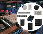 Комплект звука в Пиано Бар на бренде Yamaha*