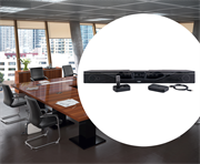Комплект видеоконференцсвязи ВКС на 2 филиала  звуковая панель для конференций с камерой